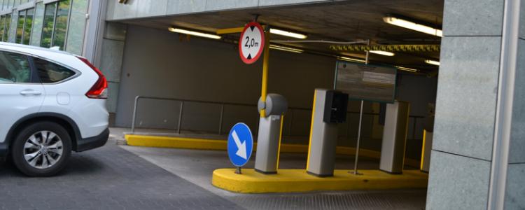 Systemy Parkingowe Skidata Dgpark L Aktualności